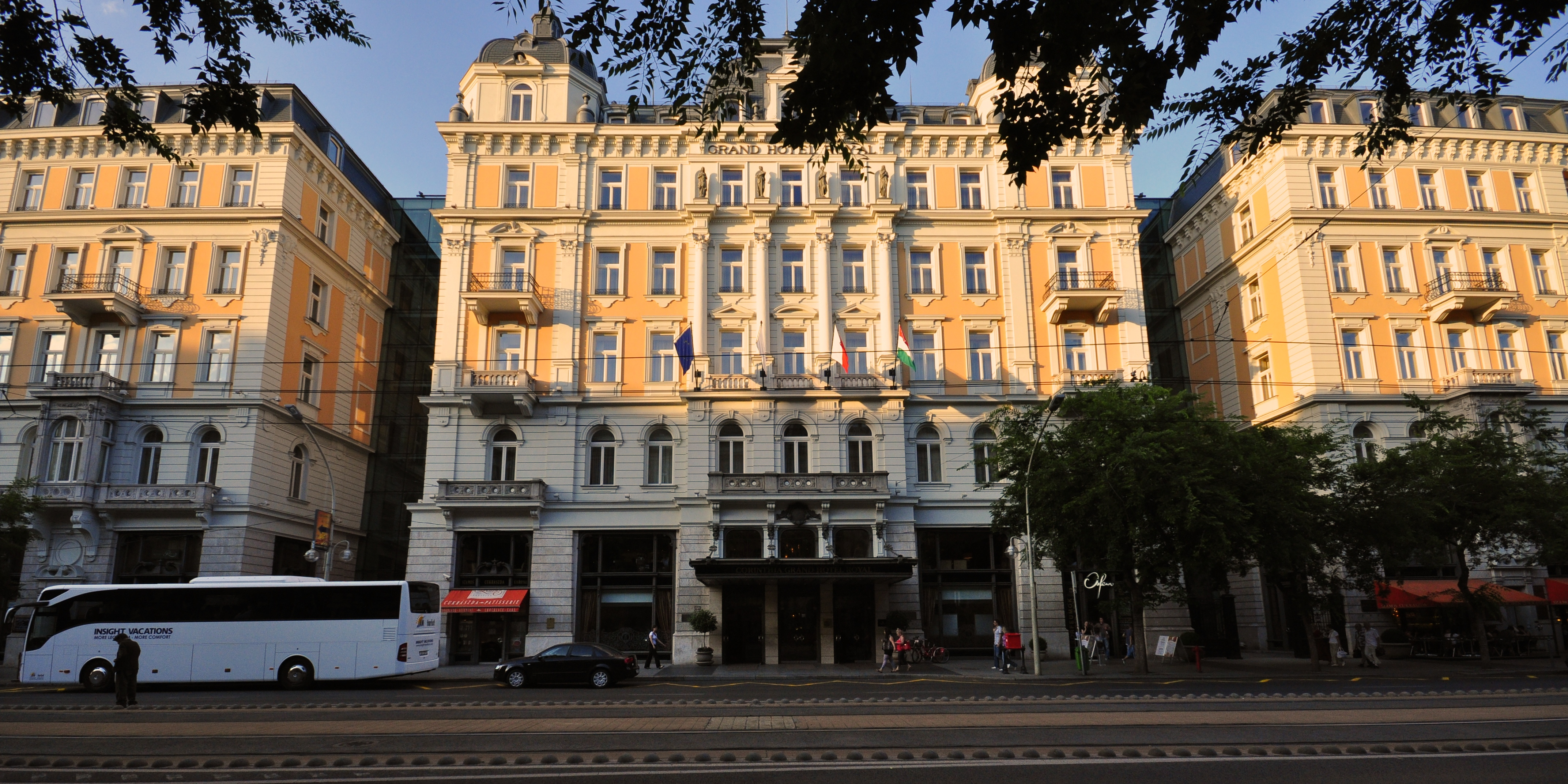 Corinthia Hotel Budapest Booking