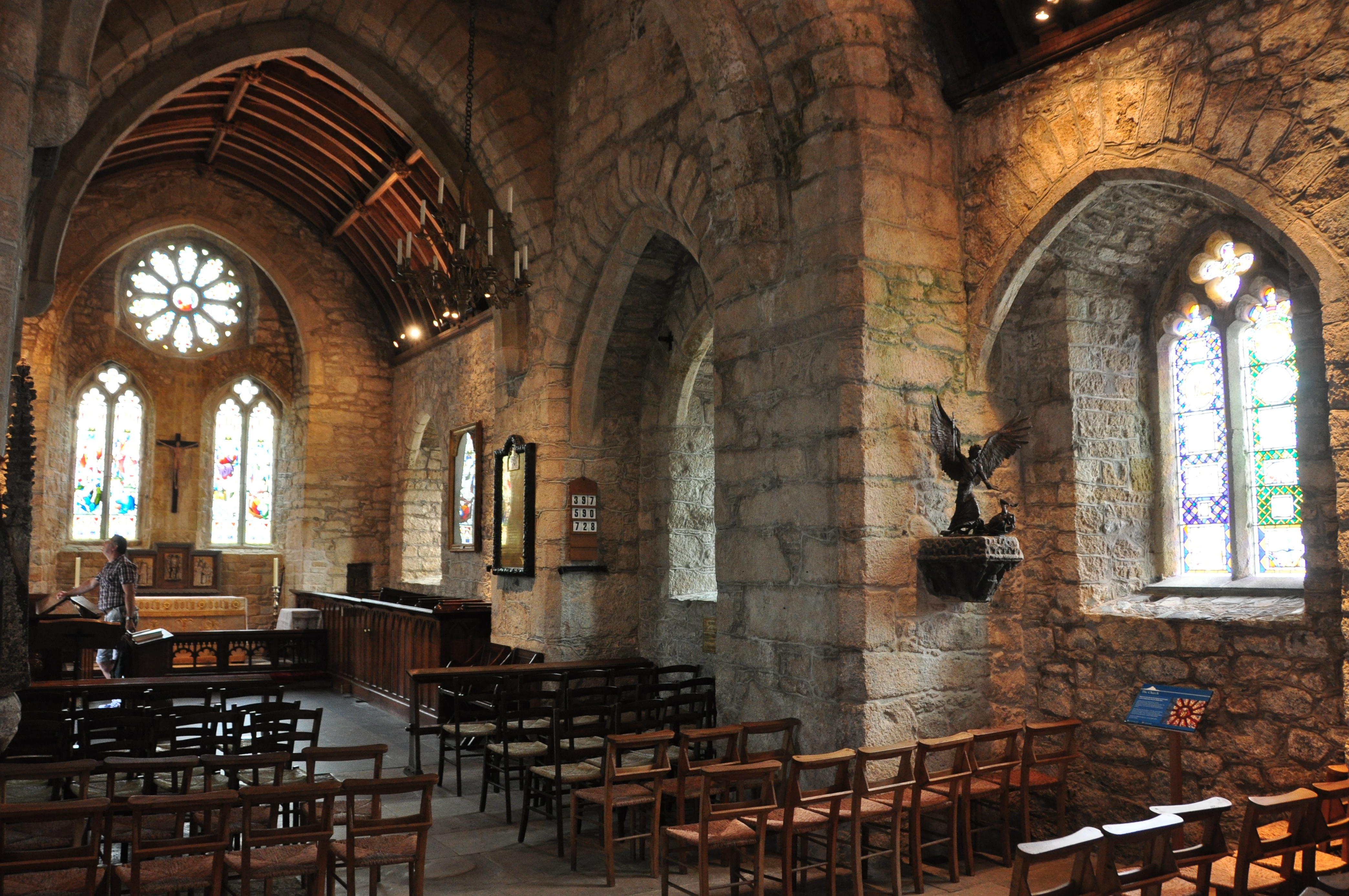 Rejs Photos Cornwall 2 8 September 2012 St Michael S Mount Interior