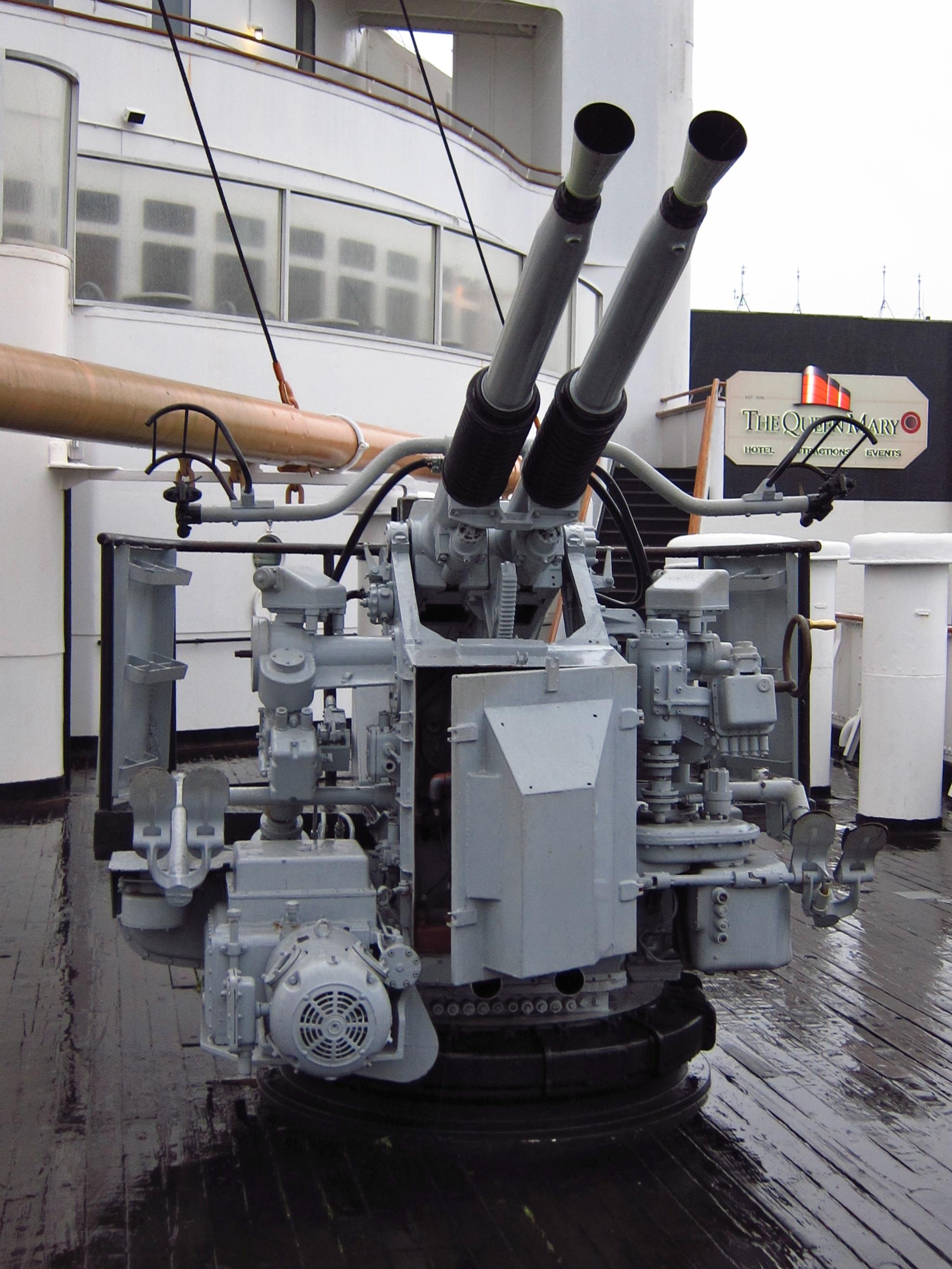 Queen Mary Engine Room: REJS: Photos: California, March 2011: Los Angeles: RMS