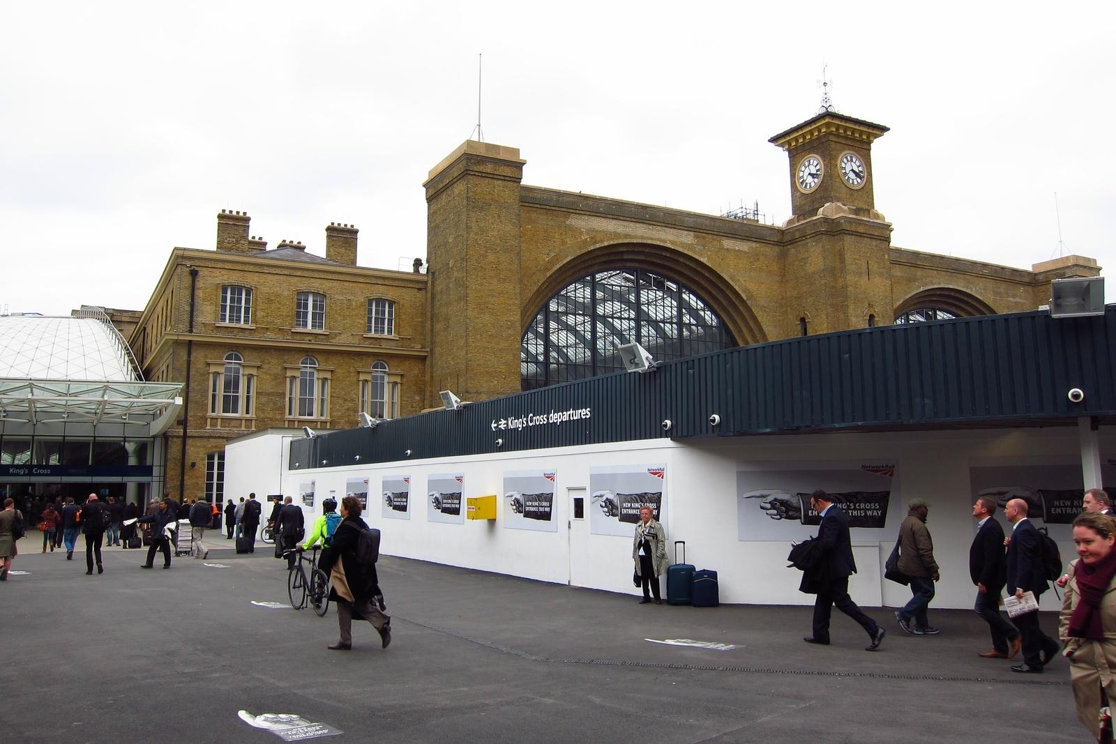 Kings Cross Station Car Park