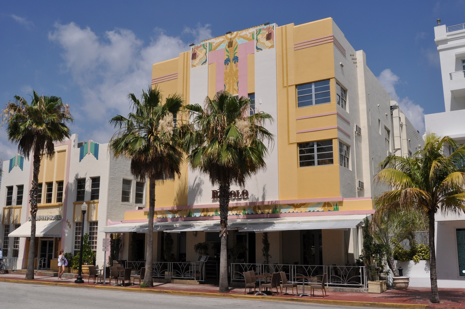 Ocean Five Hotel Miami Beach Fl