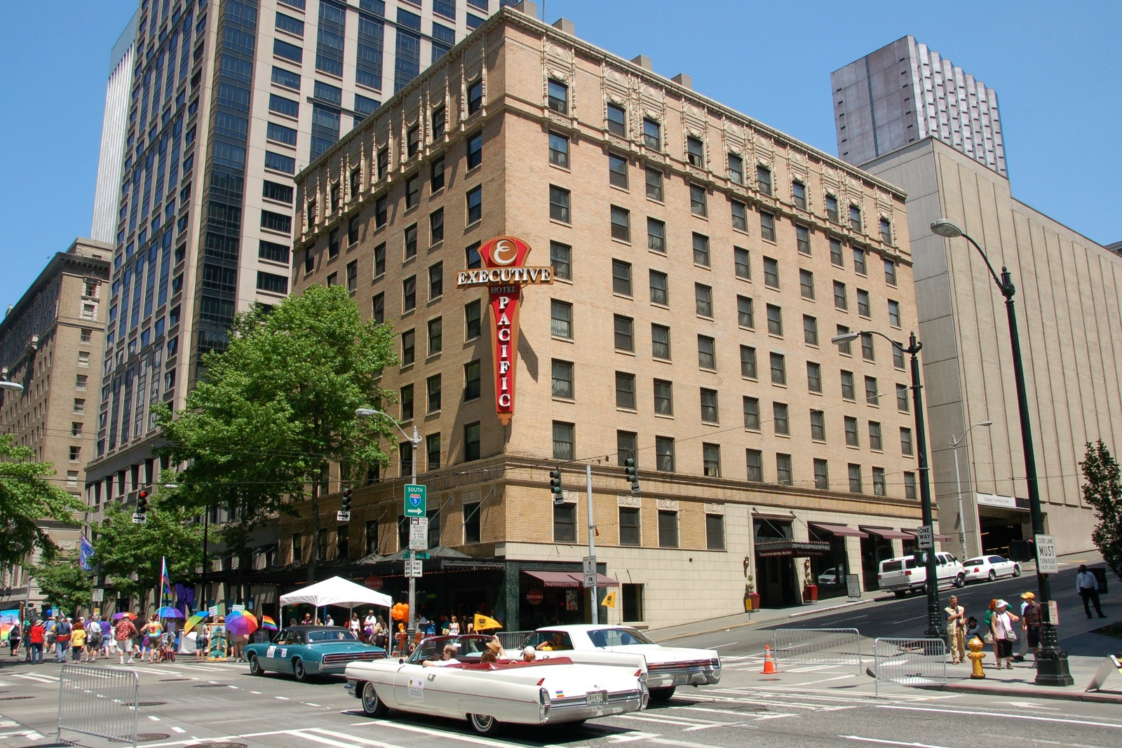 Executive Hotel Downtown Seattle