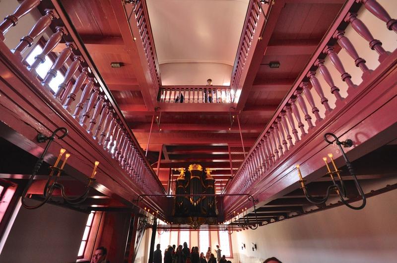 museum onze lieve heer op solder amsterdam